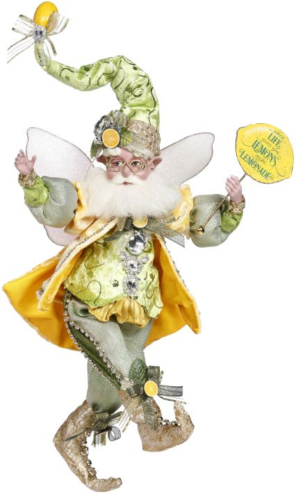 51-15910.LEMON ZEST FAIRY