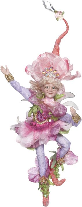 Lavender Flower Fairy-SM 51-71878