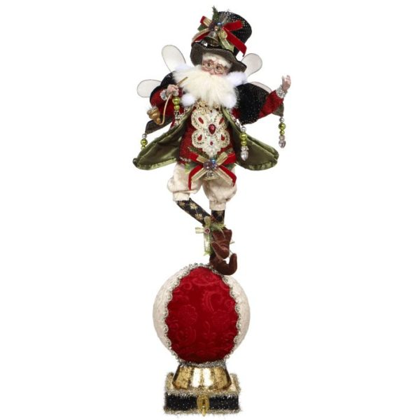 Mark Roberts Hollywood and Vine Fairy Ball Stockingholder - 29 Inches