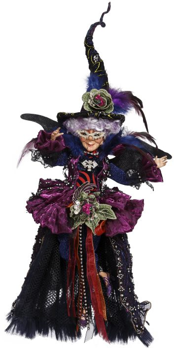51-85404 Fall Collectible Witches