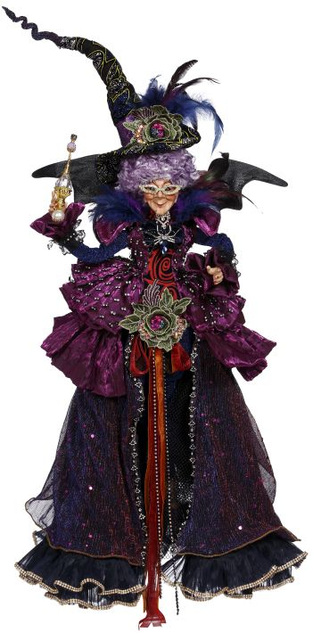 51-85406 Fall Collectible Witches