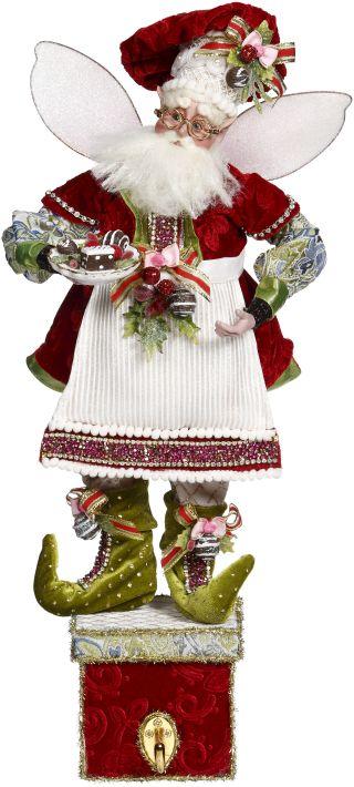 51-85472 Christmas Collectible Fairy