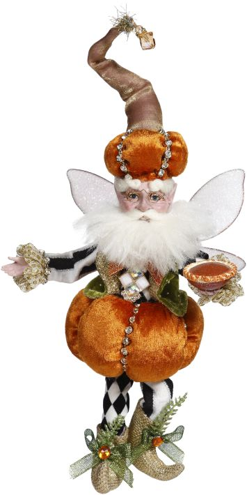 51-85760 Fall Collectible Fairy