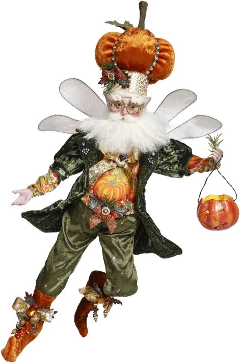 51-85768 Fall Collectible Fairy