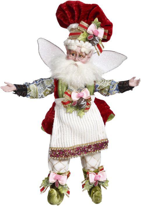 51-85778 Christmas Collectible Fairy