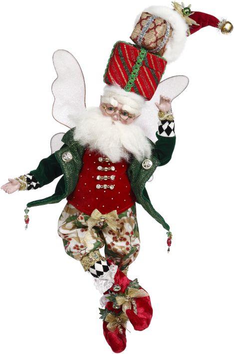 51-85804 Christmas Collectible Fairy