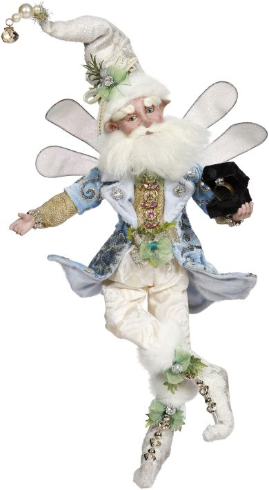 51-85856 Christmas Collectible Fairy