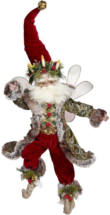 51-85884 Christmas Collectible Fairy