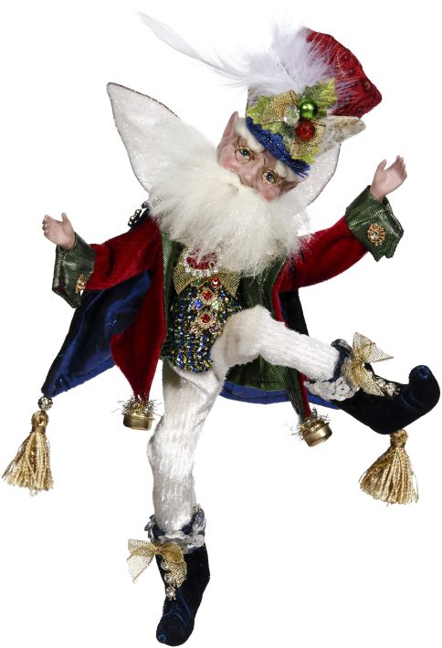 51-85894 Christmas Collectible Fairy