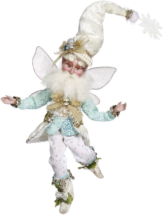 51-85900 Christmas Collectible Fairy
