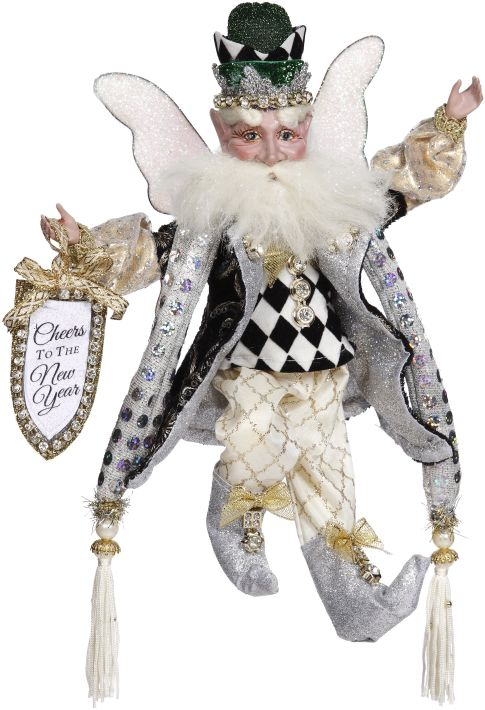 51-85906 Christmas Collectible Fairy
