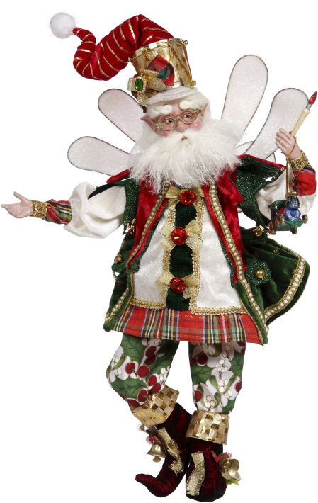 51-85944 Christmas Collectible Fairy