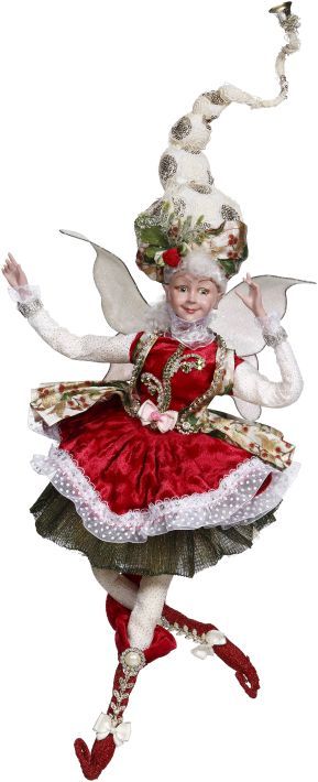 51-85950 Christmas Collectible Fairy